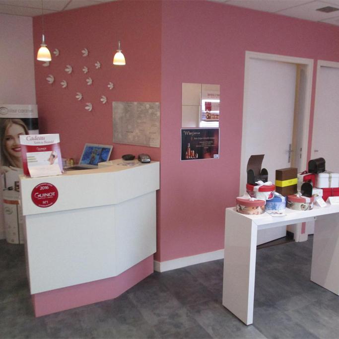 Essentiel Beauté, institut de beauté, photo, intérieur, 113 rue des Ponts-de-Cé , 49000 Angers, Maine et Loire, 49